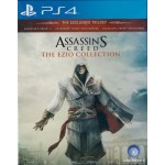 PS4: ASSASSIN'S CREED THE EZIO COLLECTION (Z3)(EN)