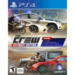 PS4: THE CREW ULTIMATE EDITION (Z3)(EN)