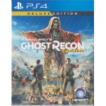 PS4: Tom Clancy : Ghost Recon Wildland Deluxe Edition (Z3) (EN)
