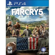 PS4: FAR CRY 5  (R3)(EN)