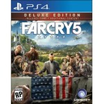 PS4: FAR CRY 5 DELUXE EDITION (R3)(EN)