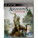 PS3: Assassin Creed 3