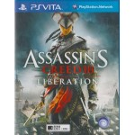 PSVITA: ASSASSIN'S CREED III LIBERATION (Z3)