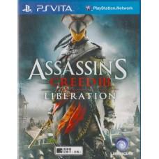 PSVITA: ASSASSIN'S CREED III LIBERATION (Z3)