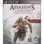 PS3: Assassin's Creed III Washington Edition (Z3)