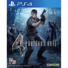 PS4: RESIDENT EVIL 4 (Z3)(EN)