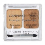 CANMAKE POWDER EYBROW NO. 15
