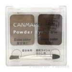CANMAKE POWDER EYBROW NO. 18