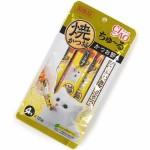 CIAO Chu-ru ขนมครีมแมวเลีย ปลาทูน่าย่าง รสปลาโอแห้ง 12 กรัม x 4 ซอง