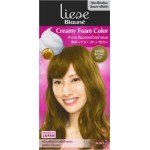 Liese Blaune Creamy Foam Color #Beige brown