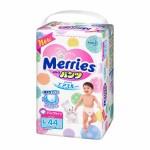 เมอร์รี่ส์ Merries Pants ไซส์ L ห่อ 44 ชิ้น