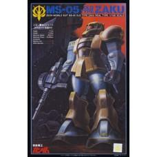 1/100 MS-05 Zaku I (Real Type)