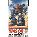1/100 MSV YMS-09 Prototype Dom