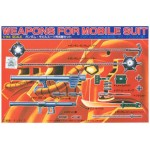Weapons For Mobile Suit (1/144 Buki Set)