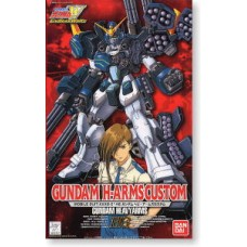 1/100 HG XXXG-01H2 Gundam Heavy Arms Custom