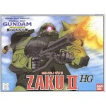 1/144 HG Gundam The 08th MS Team MS-06J Zaku II