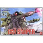 1/144 HG Gundam The 08th MS Team RGM-79(G) GM Sniper