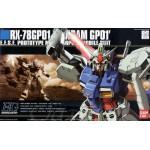 1/144 HGUC RX-78 GP01 Gundam GP01 ZEPHYRANTHES
