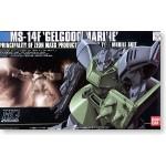 1/144 HGUC 016 MS-14F Gelgoog Marine