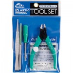 Mineshima A-2 TOOL SET FOR PLASTIC MODEL