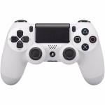 PS4: DUAL SHOCK 4 [WHITE][AS]
