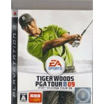 PS3: Tiger Woods PGA Tour 09 (Z2)(JP)