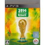 PS3: 2014 FIFA World Cup Brazil (Z2)(JP)