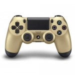 PS4: DUAL SHOCK 4 [Gold][JP]