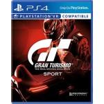 PS4: GRAN TURISMO SPORT (R3)(EN)