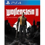 PS4: WOLFENSTEIN II: THE NEW COLOSSUS (R3)(EN)
