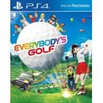 PS4: EVERYBODY'S GOLF (R3)(EN)