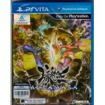 PSVITA: Muramasa Rebirth (Z3)(ENG)