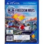 PSVITA: Freedom Wars (English version)