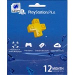 PS Plus Membership [12 Month]