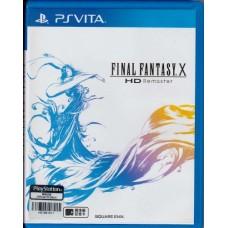 PSVITA: Final Fantasy X HD Remaster (Z3) Japan