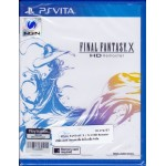 PSVITA: FINAL FANTASY X HD Remaster [English Version]