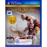 PSVITA: God of War: Collection (Asian EnglishVersion)
