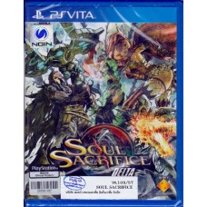 PSVITA: SOUL SACRIFICE DELTA (ASINA ENGLISH VERSION)