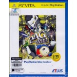PSVITA: Persona 4: Golden The Best (EN Ver.)