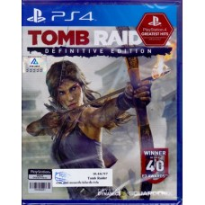 PS4: Tomb Raider Definitive Edition [Z-3]