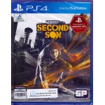 PS4: inFAMOUS Second Son (Chinese+English Version)