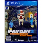 PS4: Payday 2: Crimewave Edition