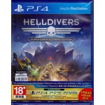PS4: Helldivers Super-Earth Ultimate Edition (EN Ver.)
