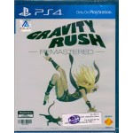 PS4: GRAVITY RUSH REMASTERED (THAI JACKET)(R3)(EN)