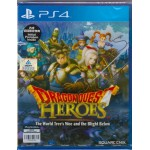 PS4: Dragon Quest Heroes: The World Tree's Woe and the Blight Below (English)