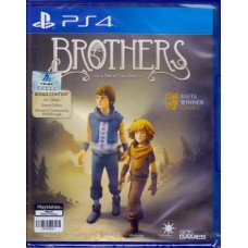PS4: Brothers: A Tale of Two Sons