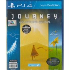 PS4: JOURNEY COLLECTOR'S EDITION (Z-3)
