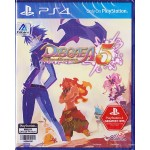 PS4: DISGAEA 5 ALLIANCE OF VENGEANCE (R3)(EN)