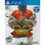 PS4: Street Fighter V (R3)(EN)