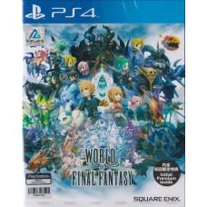 PS4: WORLD OF FINAL FANTASY (Z3)(EN)
